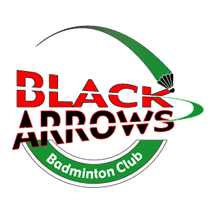 Modern Black Arrows logo