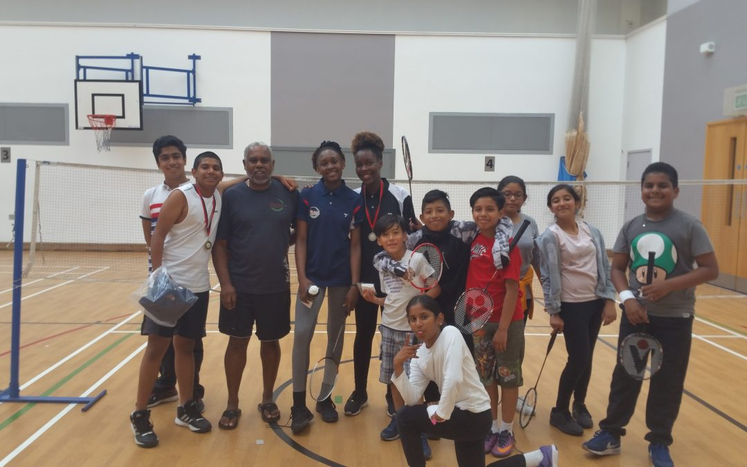 Inter-Club Badminton Tournament @ East Ham Leisure Centre