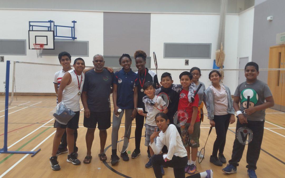 Inter-Club Badminton Tournament @ East Ham Leisure Centre