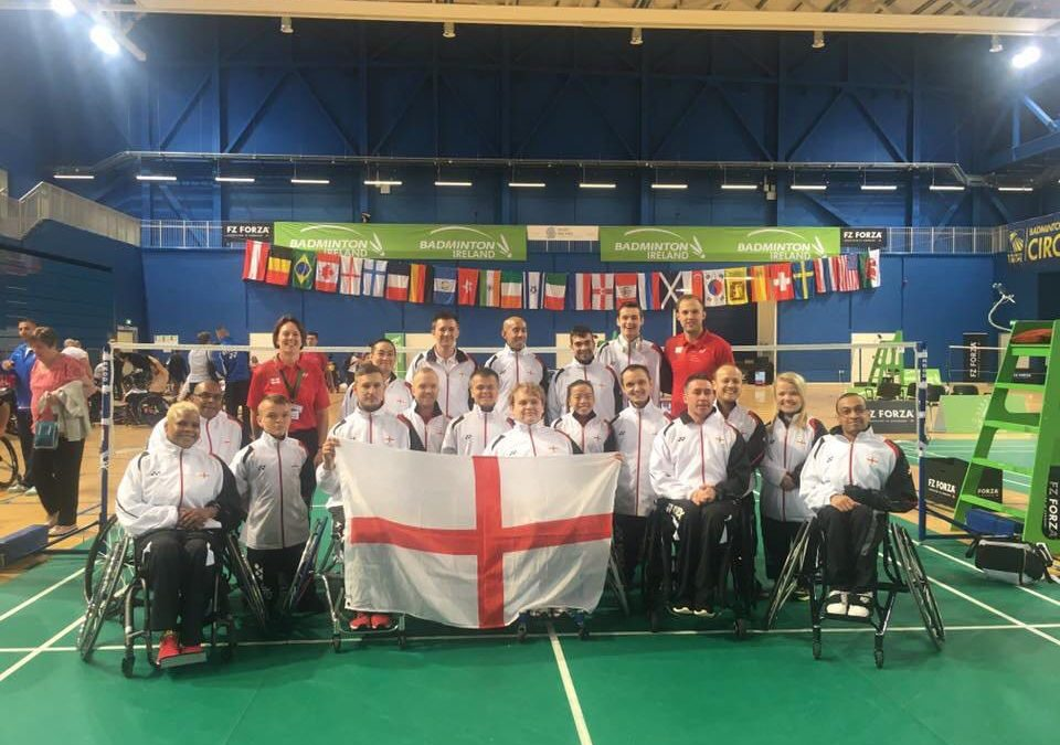 World Para Badminton Championships in Ulsan, South Korea – November 2017