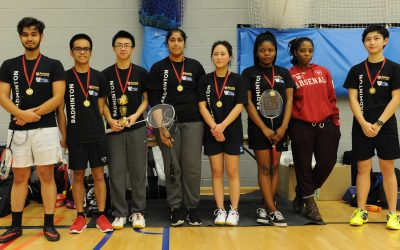"Black Arrows – ""Clash of the Scholars"" – Badminton Tournament"