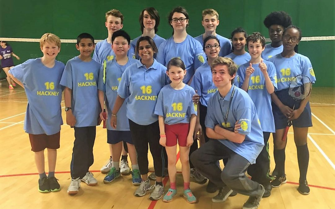 Hackney Youth Games 2016