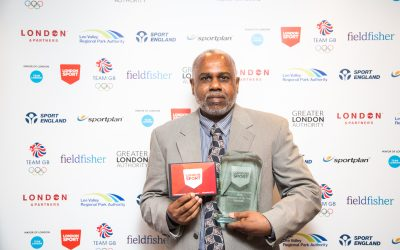 Henry T. Gaspard – London Sport – Volunteer of the Year