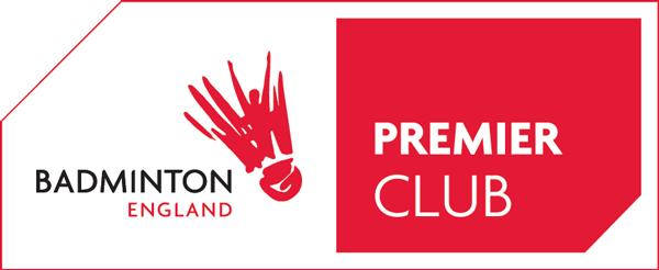 Badminton Engladn Clubmark