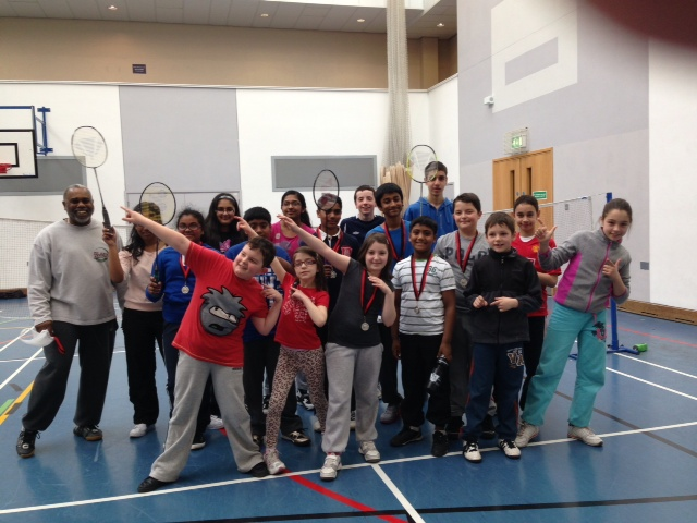 Black Arrows Easter Badminton Camp @ East Ham Leisure Centre, Newham
