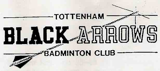 Old Tottenham Black Arrows logo