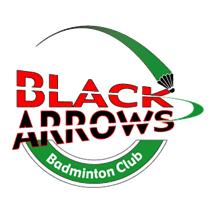 Modern Black Arrows logo