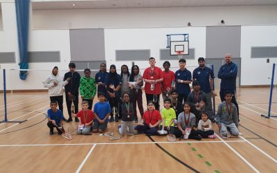 Black Arrows Christmas Fun Tournament @ East Ham