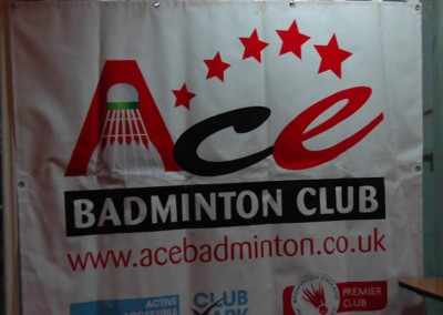 Ace Badminton Club