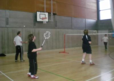 Christmas 'Parent / Coach & Child' Tournament 2009