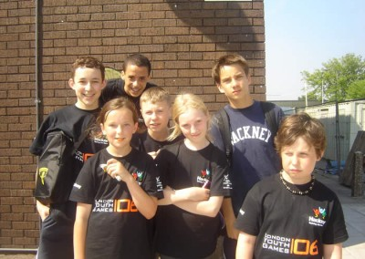 London Youth Games 2006