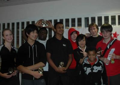 The Junior Team at Ace Tournament