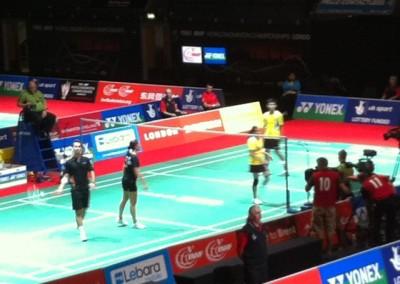 World Badminton Championships 2011