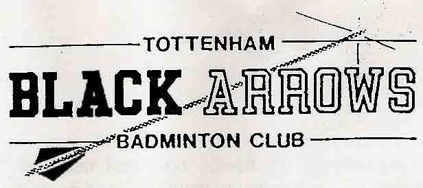 Old Tottenham Black Arrows logo